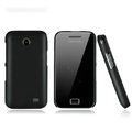Nillkin Super Matte Hard Cases Skin Covers for Samsung i589 - Black