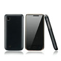 Nillkin Super Matte Hard Cases Skin Covers for Samsung i809 - Black