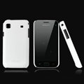 Nillkin Super Matte Hard Cases Skin Covers for Samsung i9008L - White