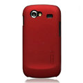 Nillkin Super Matte Hard Cases Skin Covers for Samsung i9023 i9020 Nexus S - Red