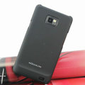 Nillkin Super Matte Hard Cases Skin Covers for Samsung i9100 i9108 i9188 Galasy S2 - Black