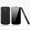 Nillkin Super Matte Hard Cases Skin Covers for Samsung i9250 GALAXY Nexus Prime i515 - Black