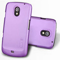 Nillkin Super Matte Hard Cases Skin Covers for Samsung i9250 GALAXY Nexus Prime i515 - Purple