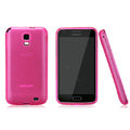 Nillkin Super Matte Rainbow Cases Skin Covers for Samsung E110S Galaxy SII LTE - Pink