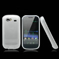 Nillkin Transparent Matte Soft Cases Covers for Samsung i9023 i9020 Nexus S - White