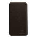 Nillkin leather Cases Holster Covers for Samsung E120L GALAXY S2 SII HD LTE - Brown