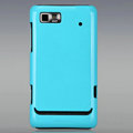 Nillkin Colorful Hard Cases Skin Covers for Motorola XT615 - Blue