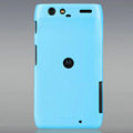 Nillkin Colorful Hard Cases Skin Covers for Motorola XT910 RAZR - Blue