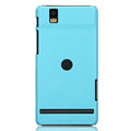 Nillkin Colorful Hard Cases Skin Covers for Motorola XT928 - Blue
