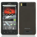 Nillkin Super Matte Hard Cases Skin Covers for Motorola MB810 Droid X - Brown