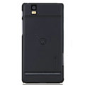 Nillkin Super Matte Hard Cases Skin Covers for Motorola XT928 - Black