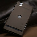 Nillkin Super Matte Hard Cases Skin Covers for Motorola XT928 - Brown