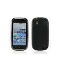 Nillkin Super Matte Rainbow Cases Skin Covers for Motorola XT800 - Black