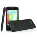 IMAK Ultrathin Matte Color Covers Hard Cases for Motorola MT887 RAZR V XT889 - Black