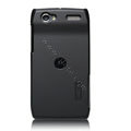 Nillkin Super Matte Hard Cases Skin Covers for Motorola MT887 RAZR V XT889 - Black