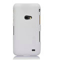 Nillkin Super Matte Hard Cases Skin Covers for Samsung i8530 Galaxy Beam - White