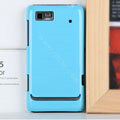 Nillkin Colorful Hard Cases Skin Covers for Motorola XT685 - Blue