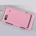 Nillkin Colorful Hard Cases Skin Covers for Motorola XT685 - Pink