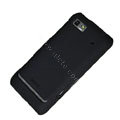 ROCK Naked Shell Hard Cases Covers for Motorola XT685 - Black