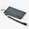 ROCK Pattern Style Leather Cases Holster Covers for Motorola XT685 - Gray