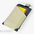 ROCK Rhyme Dynamic Leather Cases Holster Covers for Motorola XT685 - Cream