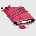 ROCK Wing series Leather Cases Holster Covers for Motorola XT685 - Rose
