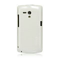 Nillkin Colorful Hard Cases Skin Covers for Sony Ericsson MT25i Xperia neo L - White