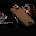 Nillkin England Retro Leather Case Covers for HTC One X Superme Edge S720E G23 - Coffee