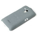 ROCK Quicksand Hard Cases Skin Covers for Sony Ericsson MT25i Xperia neo L - Gray