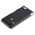 ROCK Quicksand Hard Cases Skin Covers for Sony Ericsson ST27i Xperia Go - Black