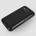 TPU Soft Silicone Cases Skin Covers for Samsung B9062 - Black