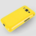 TPU Soft Silicone Cases Skin Covers for Samsung B9062 - Yellow