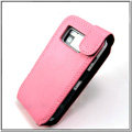 IMAK Colorful leather Cases Holster Covers for Nokia N97 - Pink