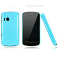 Nillkin Colorful Hard Cases Skin Covers for Lenovo A60 - Blue