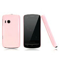 Nillkin Colorful Hard Cases Skin Covers for Lenovo A60 - Pink