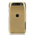 Nillkin Colorful Hard Cases Skin Covers for Motorola MT917 - Golden