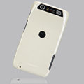 Nillkin Colorful Hard Cases Skin Covers for Motorola MT917 - White