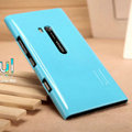 Nillkin Colorful Hard Cases Skin Covers for Nokia Lumia 900 Hydra - Blue