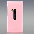 Nillkin Colorful Hard Cases Skin Covers for Nokia N9 - Pink
