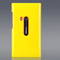 Nillkin Colorful Hard Cases Skin Covers for Nokia N9 - Yellow