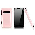 Nillkin Colorful Hard Cases Skin Covers for Nokia X7 X7-00 - Pink