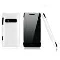 Nillkin Colorful Hard Cases Skin Covers for Nokia X7 X7-00 - White