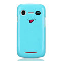 Nillkin Mood Hard Cases Skin Covers for Lenovo A500 - Blue