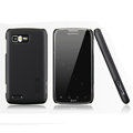 Nillkin Super Matte Hard Cases Skin Covers for Motorola ME865 - Black