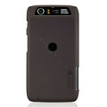 Nillkin Super Matte Hard Cases Skin Covers for Motorola MT917 - Brown