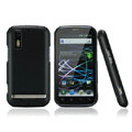 Nillkin Super Matte Hard Cases Skin Covers for Motorola Photon 4G MB855 - Black
