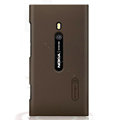 Nillkin Super Matte Hard Cases Skin Covers for Nokia Lumia 800 800c - Brown