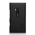 Nillkin Super Matte Hard Cases Skin Covers for Nokia Lumia 900 Hydra - Black
