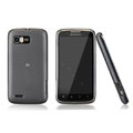 Nillkin Super Matte Rainbow Cases Skin Covers for Motorola ME865 - Gray