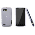 Nillkin Super Matte Rainbow Cases Skin Covers for Motorola ME865 - White